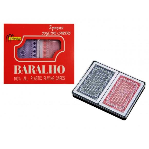 JOGO DE BARALHO   MZ-99047