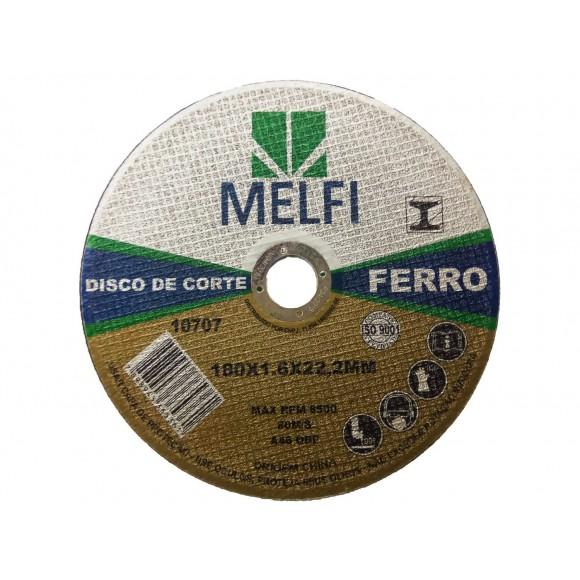 DISCO CORTE FERRO 180*1,6*22,23MM