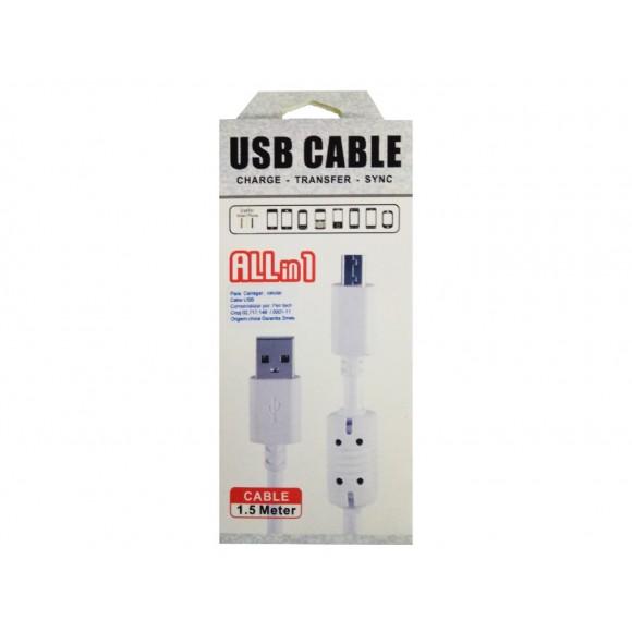 CABO  -  USB COM V8