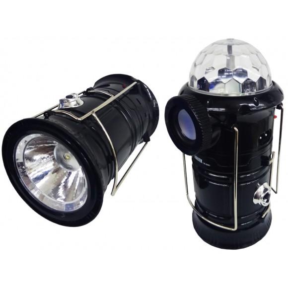 LAMPIAO COM GLOBO E BLUETOOTH   LK-6801