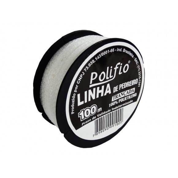 LINHA DE PEDREIRO POLIFIO C/ 100M   UNIFIO
