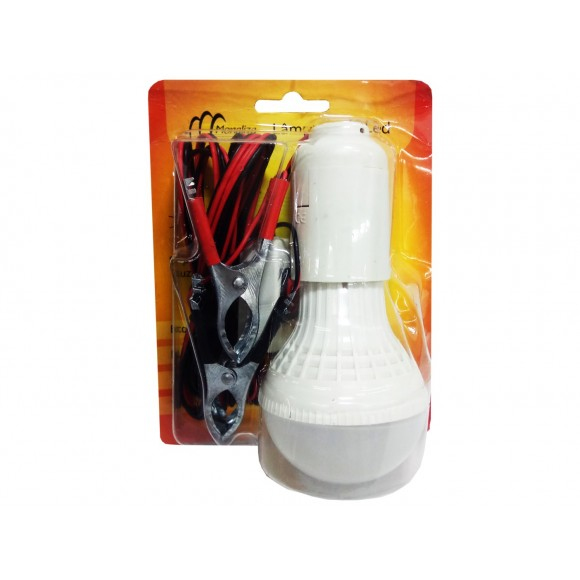 LUZ EMERGENCIA DE LED PARA AUTOMOVEIS 12V   MZ-65040