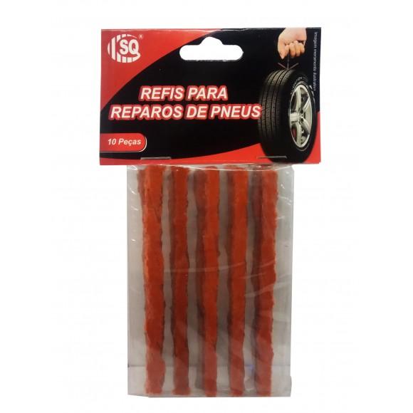 REPARO DE PNEU COM 10PÇ   SQ-3731