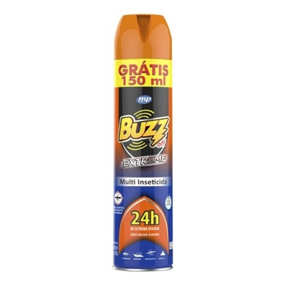 MULTI INSETICIDA SPRAY BUZZ OFF 450ML MY PLACE