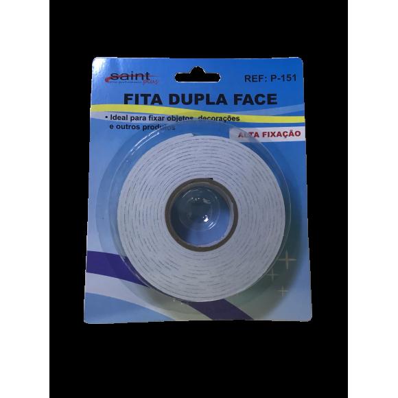 FITA DUPLA FACE  1,8CM* 3M    P-151