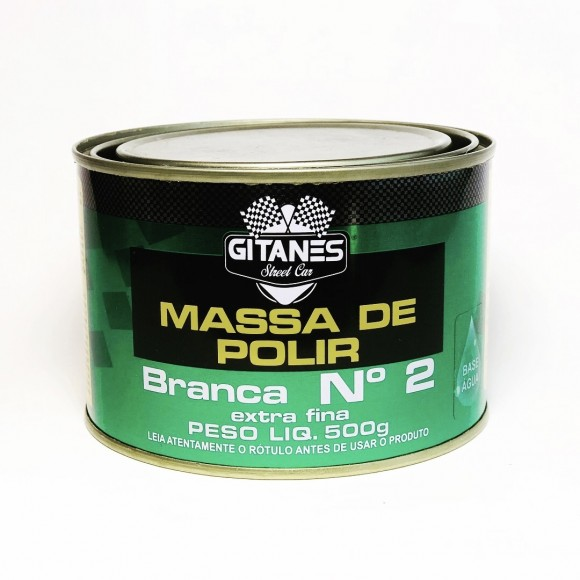 MASSA  -   DE POLIR  500G   GT