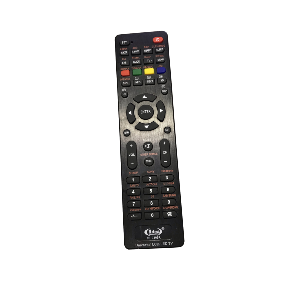 CONTROLE REMOTO P/ TV    ID-9395R
