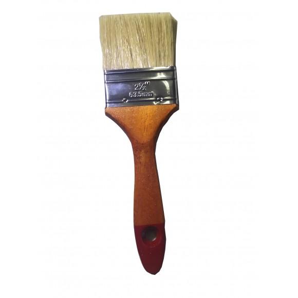 PINCEL CABO MADEIRA 2 1/2    MZ-31111