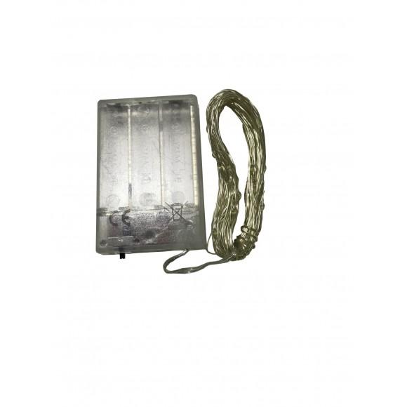 FIO DE LED 100 LED 10 METRO BQ  LL82714