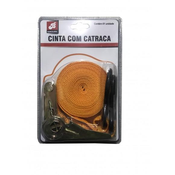 CINTA C/ CATRACA 2,5M4,5M  300KGS    BAR-57111-71