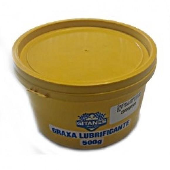 GRAXA - LUBRIFICANTE 500 G   GT