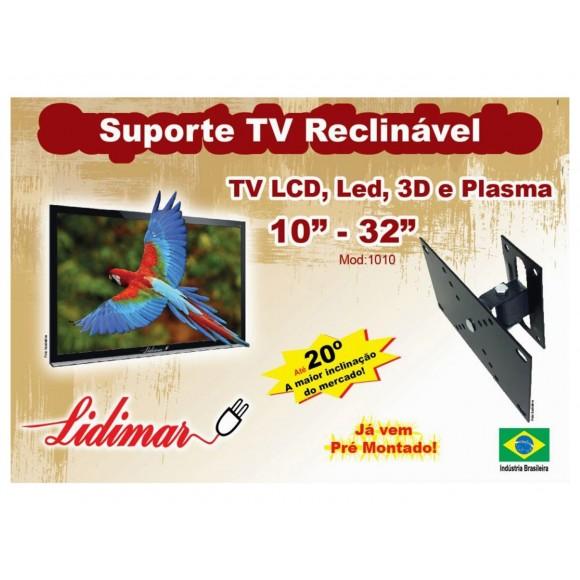 SUPORTE -  TV RECLINAVEL