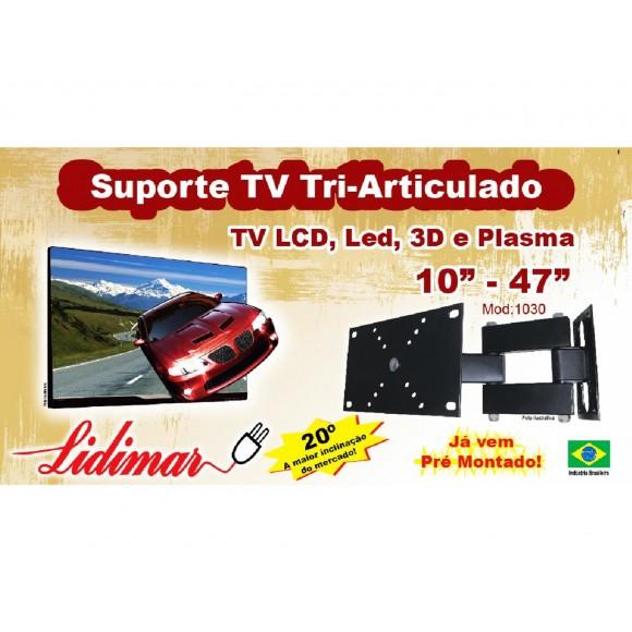 SUPORTE -  TV TRI-ARTICULADO