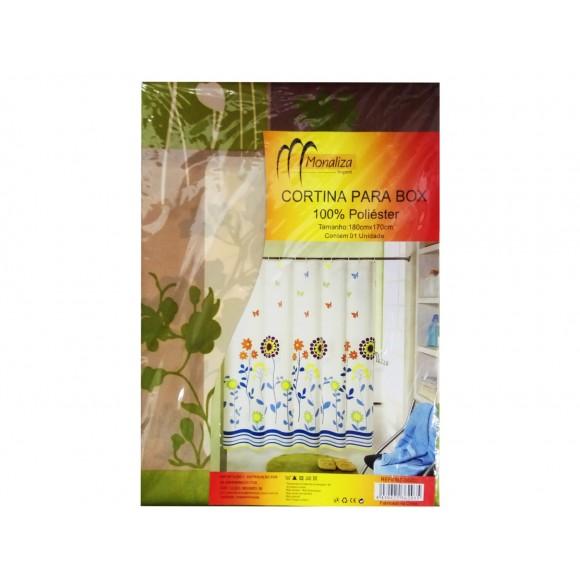 CORTINA PARA BOX 180*170CM   MZ-36203