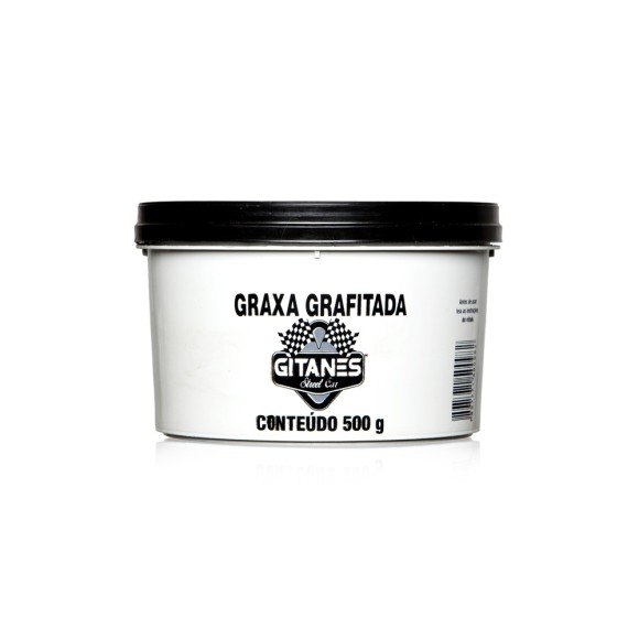 GRAXA - GRAFITADA  500 G   GT