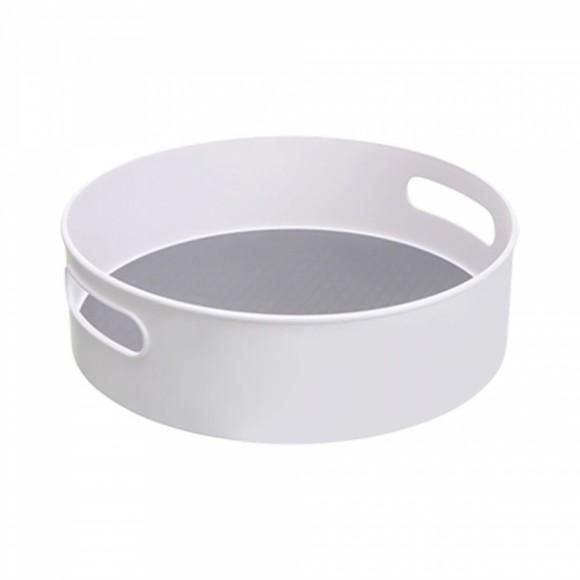 BANDEJA P/ MULT. GIRATORIO PLAST.  23*6,5CM    CK5167