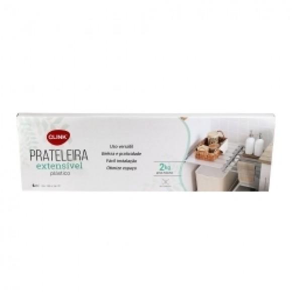 PRATILEIRA EXTENSIVEL PLAST.    CK-4980