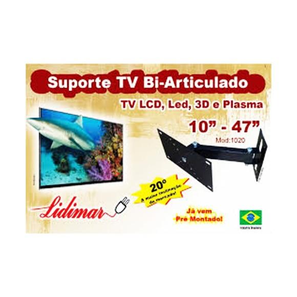 SUPORTE -  TV BI - ARTICULADO